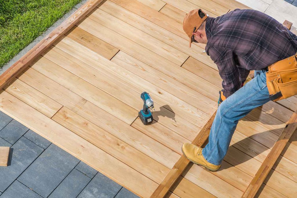 Deck Builders In Lawrenceville GA